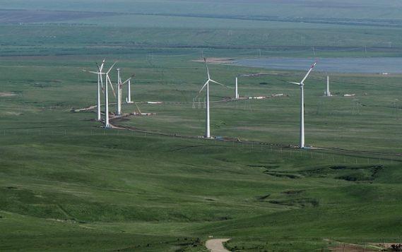 Ветропарки Ростовской области будут вырабатывать до 800 МВт электроэнергии