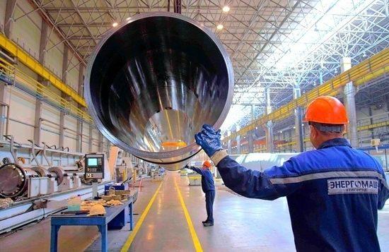 Белэнергомаш освоил новую продукцию для атомной отрасли