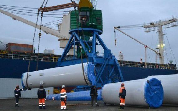 Komai Haltek Inc. доставила на Камчатку ВЕУ мощностью 300 кВт для нужд «РусГидро»
