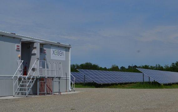 В Адыгее к сети подключили солнечную электростанцию