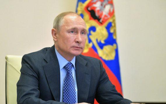 Путин: атомная промышленность обеспечивает четкое энергоснабжение РФ в условиях пандемии