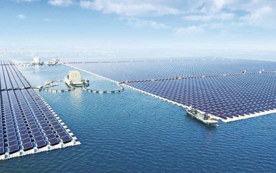 Оценка потенциала плавучих солнечных электростанций в резервуарах ГЭС