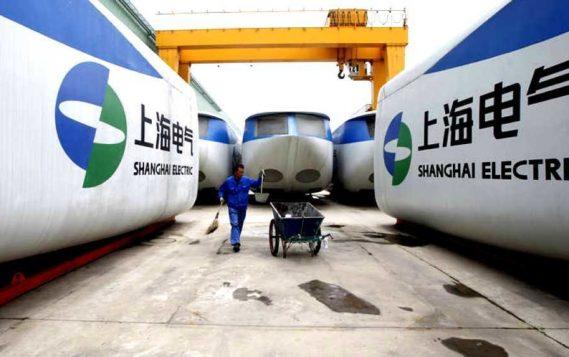 Shanghai Electric продемонстрировала интеллектуальную энергосистему