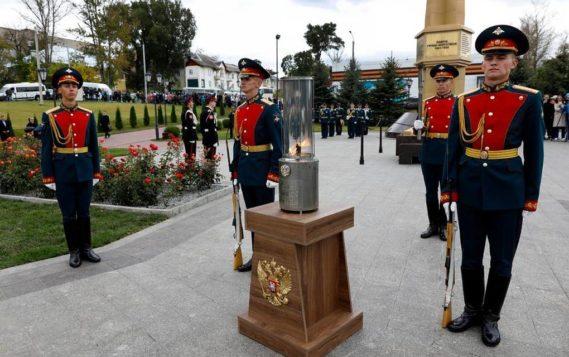 Первый в РФ мемориал энергетикам – героям Великой Отечественной войны открыли в Туле