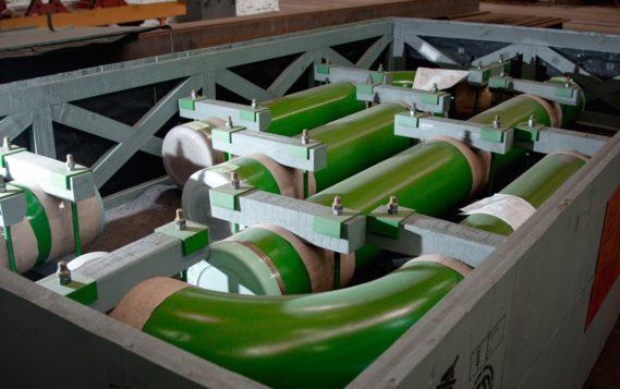 «ЗиО-Подольск» изготовил трубопроводы системы ПИАР для первой турецкой АЭС «Аккую»