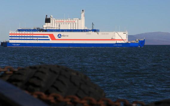 Плавучая АЭС на Чукотке закрыла половину потребности в электричестве крупного энергоузла