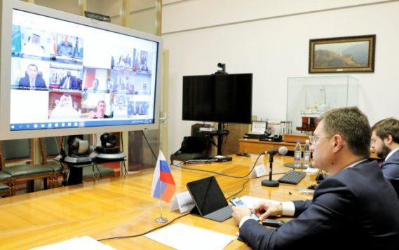 Состоялось 23-е заседание Совместного Министерского мониторингового комитета стран ОПЕК+