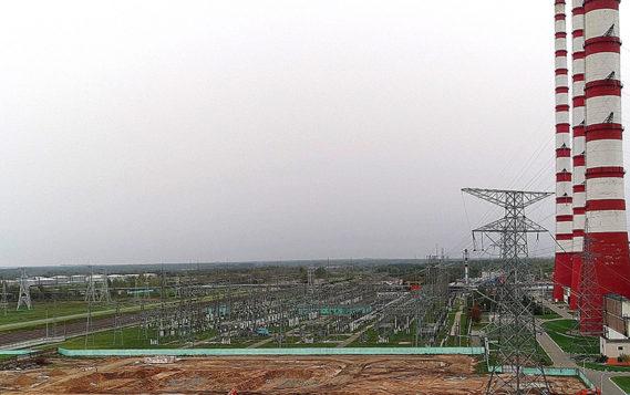 На Лукомльской ГРЭС приступили к строительству пиково-резервного энергоисточника