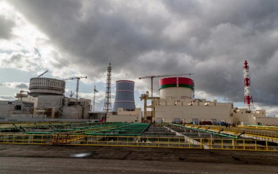 Выполнен пробный пуск турбины первого энергоблока Белорусской АЭС