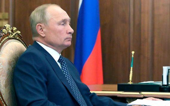 Путин провел разговор с наследным принцем Саудовской Аравии