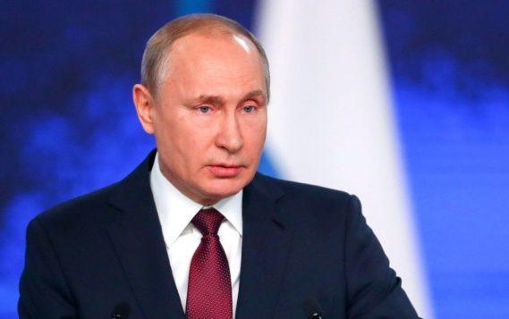 Владимир Путин утвердил Стратегию развития Арктики
