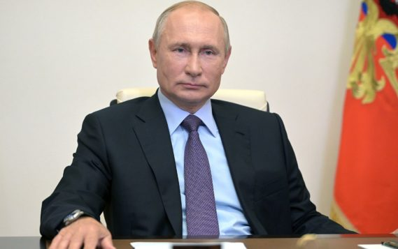 Путин надеется на рост нефтегазового дохода страны