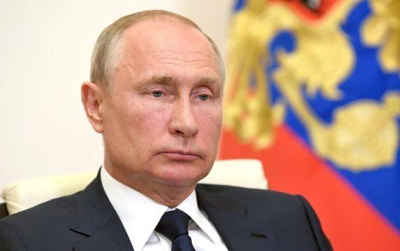Владимир Путин утвердил новую цель по снижению выбросов парниковых газов