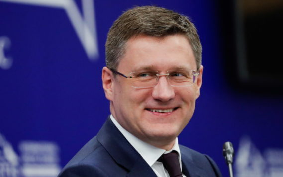 Александр Новак назначен вице-премьером РФ