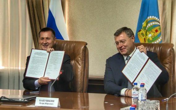 Дан старт реализации газохимического комплекса в Астраханской области