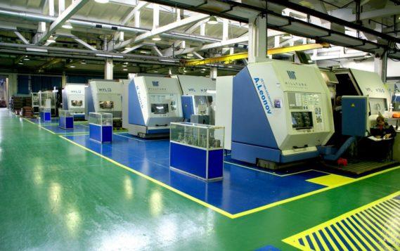 Новомет занял 14-ю строчку в рейтинге крупнейших предприятий Пермского края