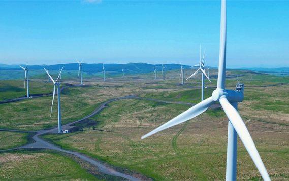 Ветряные турбины для восстановления энергосистемы