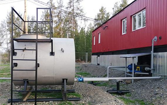 Сахаэнерго завершило строительство дизельной электростанции в Верхоянском районе Якутии