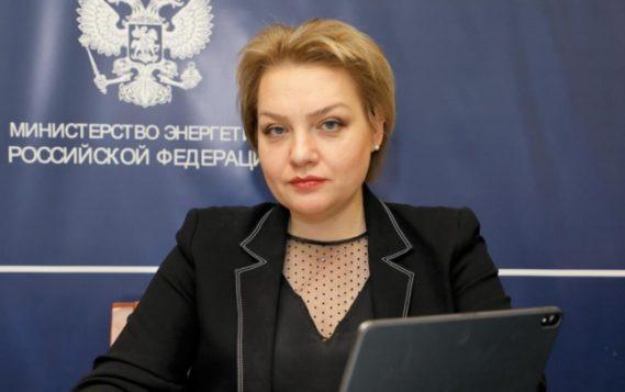 Директор юридического департамента Минэнерго Анастасия Бондаренко приняла участие в семинаре-совещании по охране труда в организациях электроэнергетики