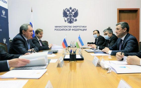 Министр энергетики Николай Шульгинов: «Российские энергетические компании готовы к расширению взаимовыгодного сотрудничества с Узбекистаном во всех сферах ТЭК»