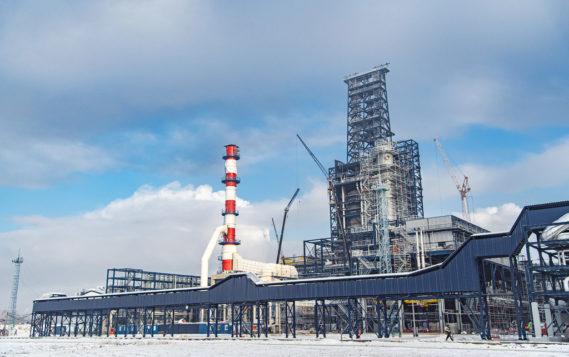 Начались испытания технологического оборудования на установке замедленного коксования Омского НПЗ