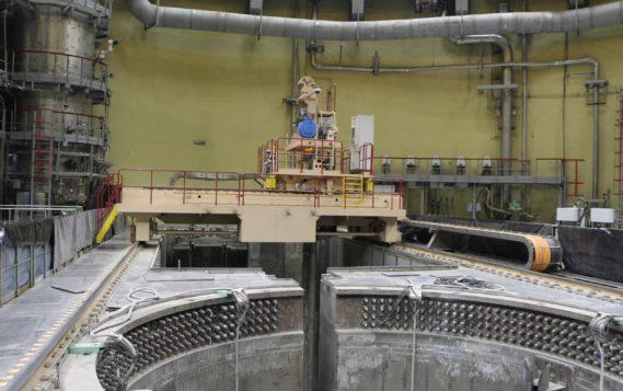 Реактор энергоблока Ленинградской АЭС успешно прошёл проверку на прочность