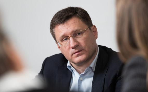 Александр Новак: электрохимические генераторы и накопители снизят воздействие энергетики на климат