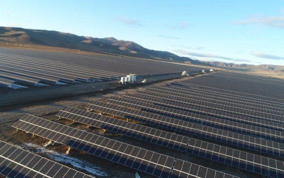 В Бурятии готовят к запуску крупнейшую солнечную электростанцию — Торейскую СЭС