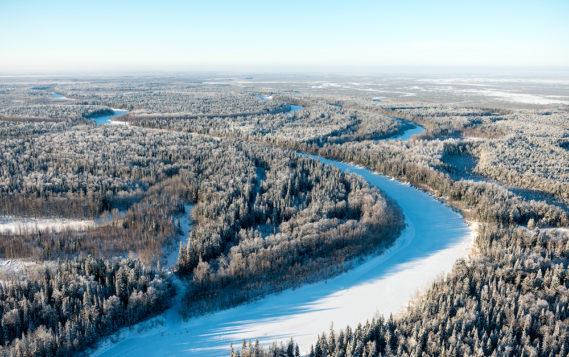90-летие Ханты-Мансийского автономного округа – Югры!