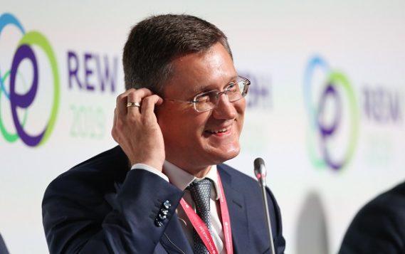 Александр Новак: «Проблема парникового эффекта стала большим вызовом для человечества»