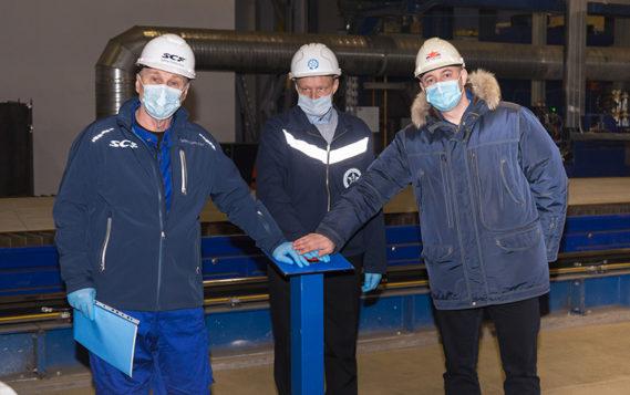 Судоверфь «Звезда» начала строительство третьего танкера-продуктовоза типа MR