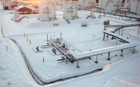 Завершено комплексное опробование нефтепровода-отвода порт Приморск – РПК Высоцк «ЛУКОЙЛ-II»
