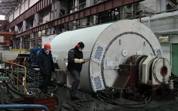 На ЭЛСИБе прошли испытания турбогенератора для Пермской ТЭЦ-9