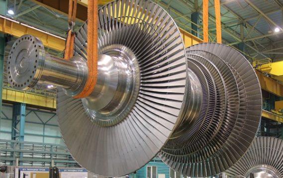 На ЛМЗ собирают головной образец первой российской тихоходной турбины