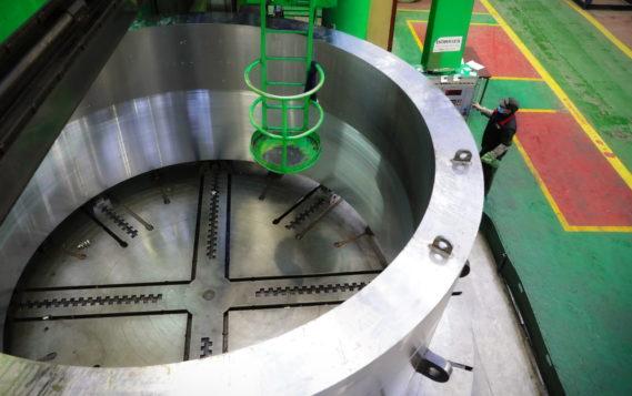 Атомэнергомаш приступил к изготовлению оборудования для АЭС «Сюйдапу»