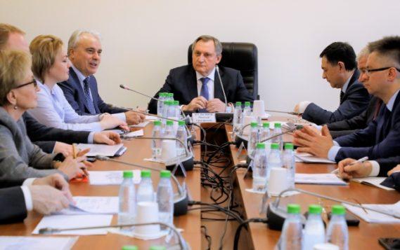 Министр энергетики РФ Николай Шульгинов: «Важно защищать свои позиции при разработке международных правил по оценке углеродного следа атомной и гидроэнергетики»