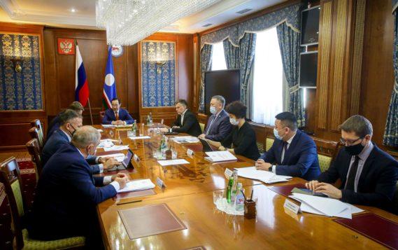 Глава Республики Саха (Якутия) Айсен Николаев: проекты «Росатом» имеют важное значение для развития северо-востока республики и Арктики