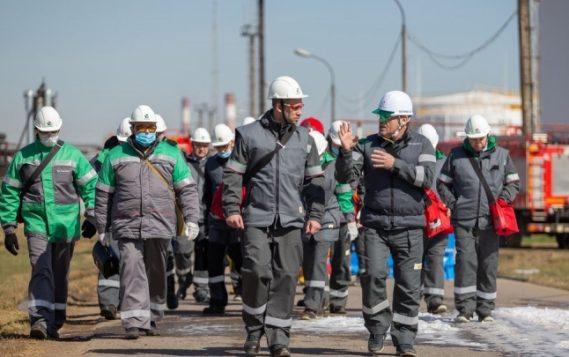 Организации ТЭК показали высокую готовность в области защиты персонала и объектов при чрезвычайных ситуациях