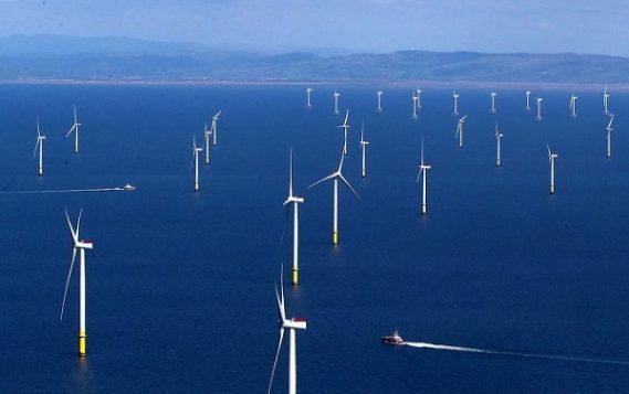 Северное море – лучшее место для масштабного строительства оффшорных ветропарков