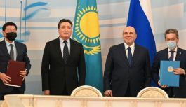 «Татнефть» и «КазМунайГаз» развивают проекты в Казахстане