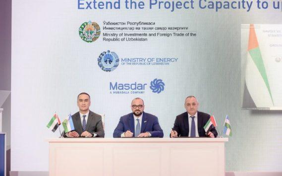 В Узбекистане построят крупнейшую в Средней Азии ветровую электростанцию мощностью 1,5 ГВт
