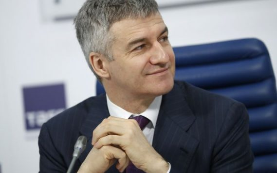 Глава Карелии принял участие в старте производства оборудования для АЭС «Сюйдапу» на Петрозаводскмаше