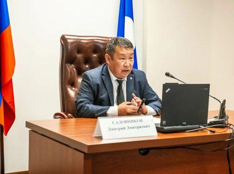 У Дмитрия Садовникова обсудили вопросы сотрудничества с Группой компаний «РЭМ»