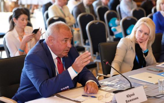 Ведущие стейкхолдеры обсудили перспективы российского ТЭК в зеленой повестке