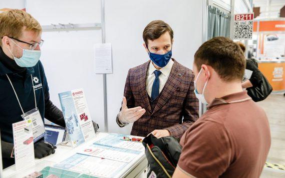 26-28 октября 2021 в Москве, в Крокус Экспо пройдет выставка «Силовая Электроника»