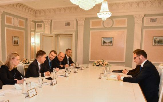 «Газпрома» и Wintershall Dea обсудили возможность реализации пилотных проектов развития водородных технологий