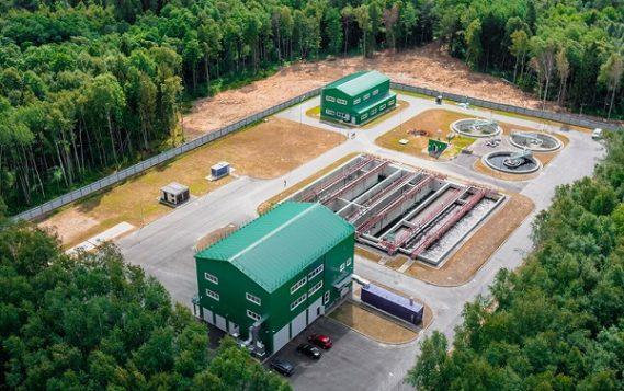 В Подмосковье построили очистные сооружения нового поколения для водоснабжения ТиНАО