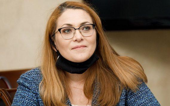 Ирина Бахтина займется устойчивым развитием РУСАЛа