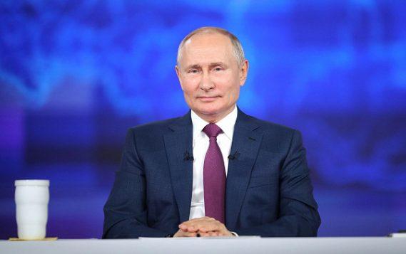Президент России затронул вопрос о газификации на прямой линии 30 июня 2021 года.