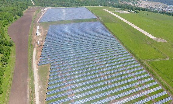 В Башкирии испытывают системы накопления солнечной энергии
